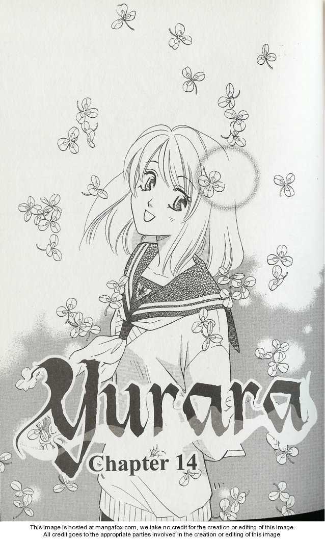Yurara no Tsuki 14 Page 1