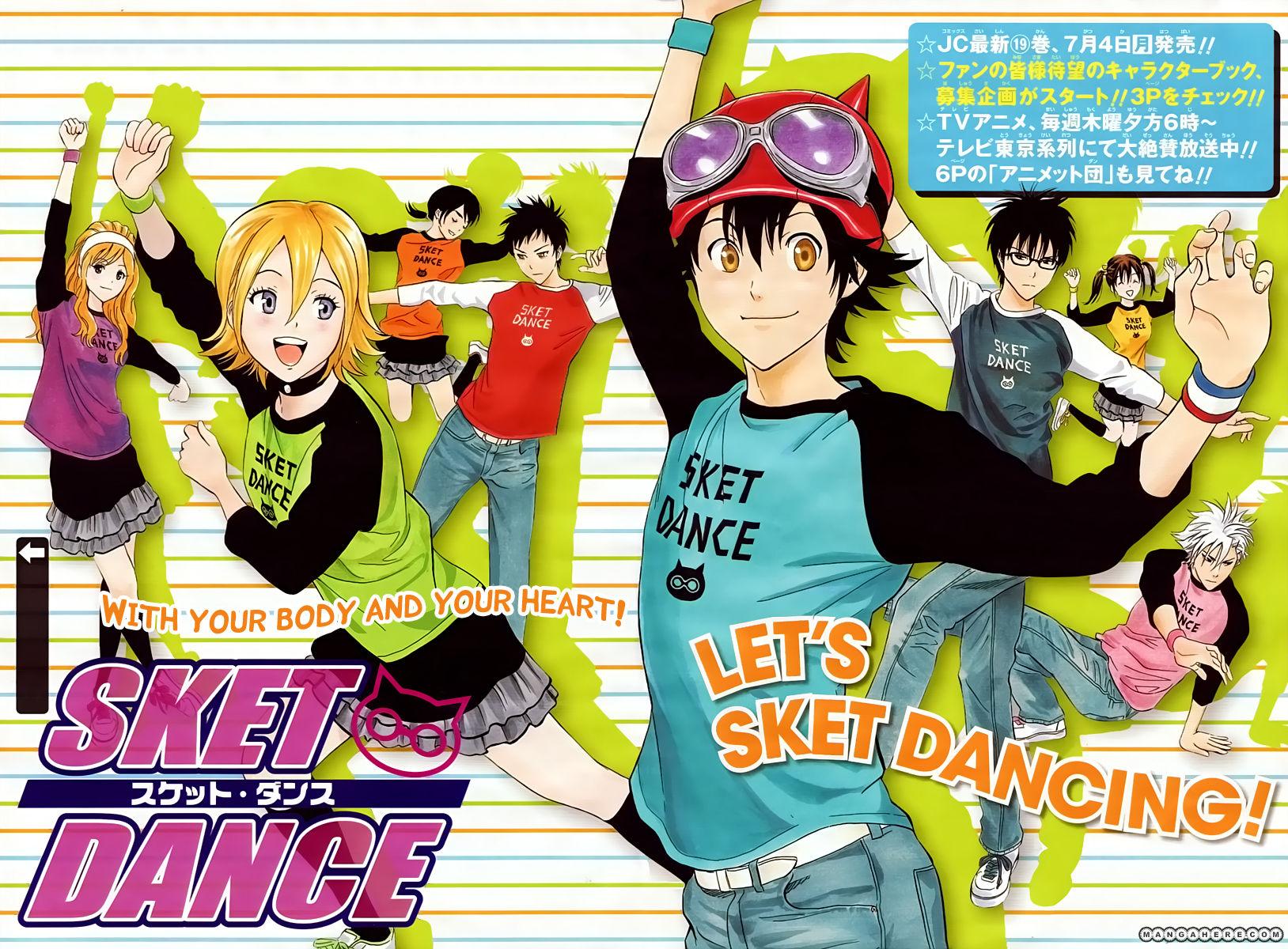 Sket Dance 188 Page 2