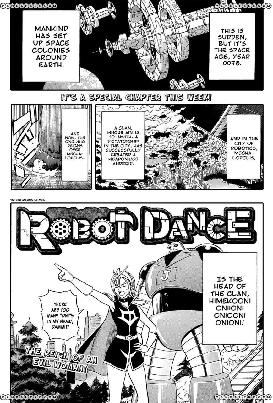 Sket Dance 190 Page 1