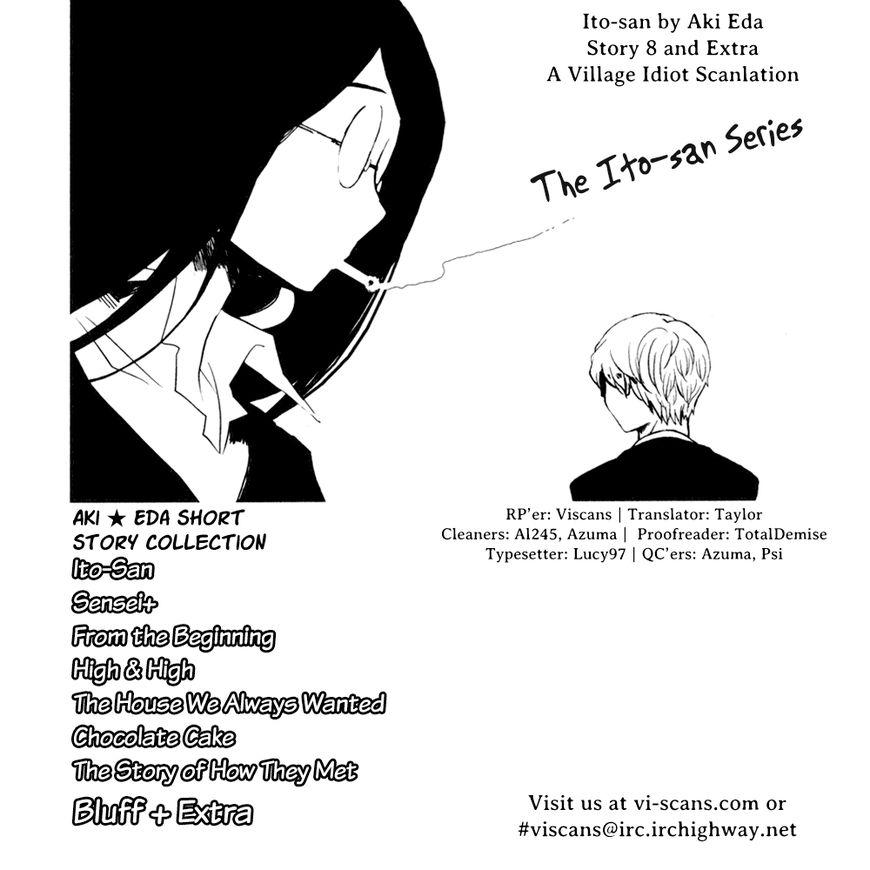 Itou-san 8 Page 1