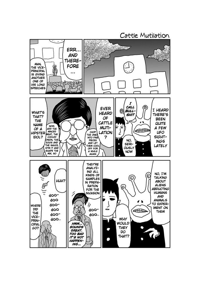 Makai no Ossan 13 Page 1
