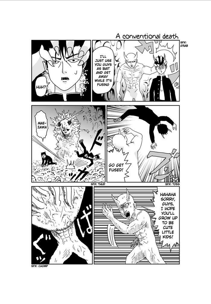 Makai no Ossan 257 Page 1