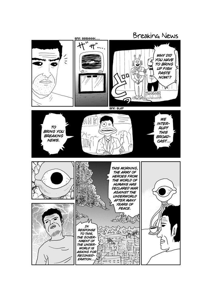 Makai no Ossan 313 Page 1