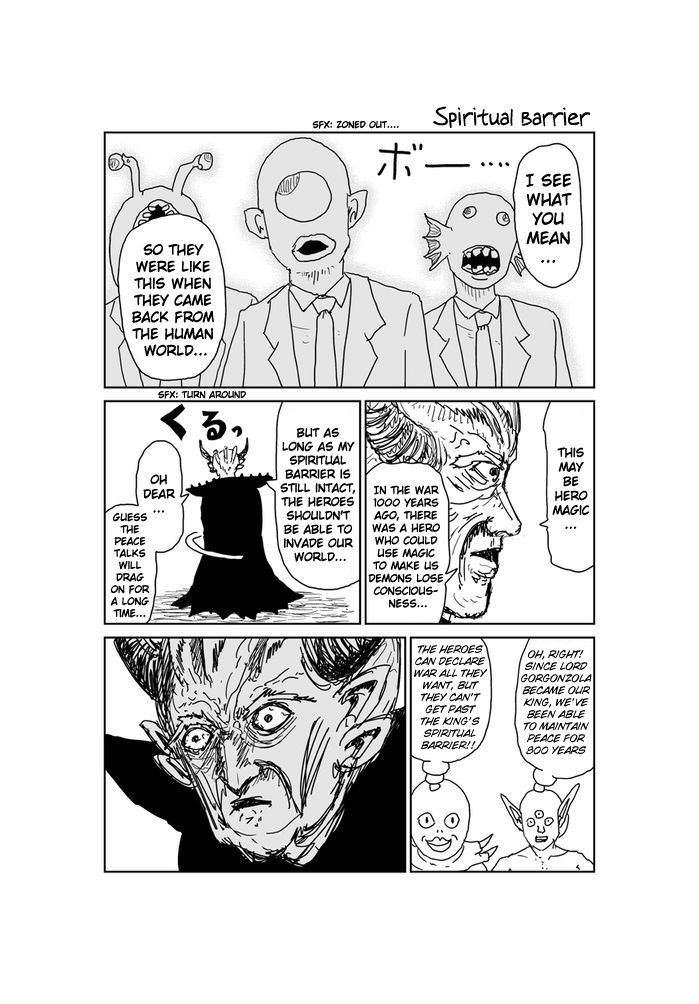 Makai no Ossan 315 Page 1