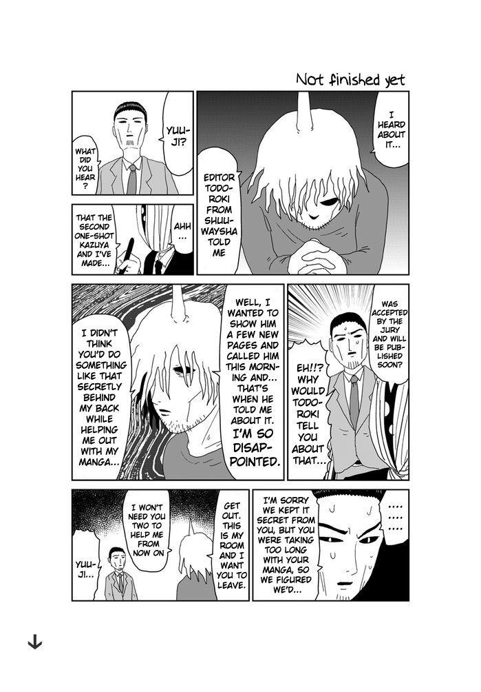 Makai no Ossan 362 Page 1