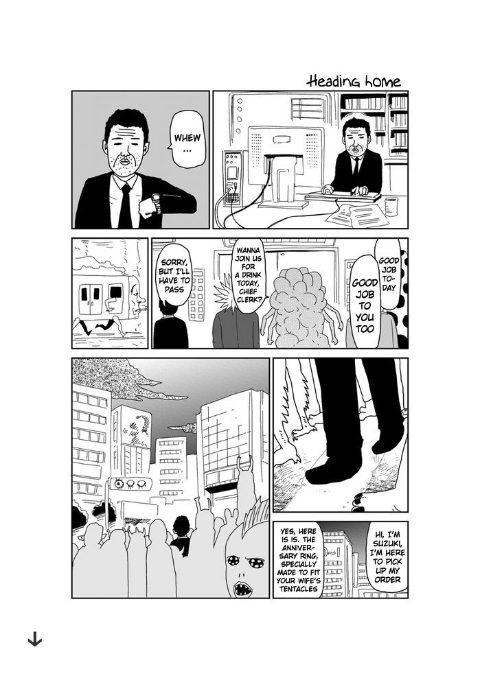 Makai no Ossan 370 Page 1