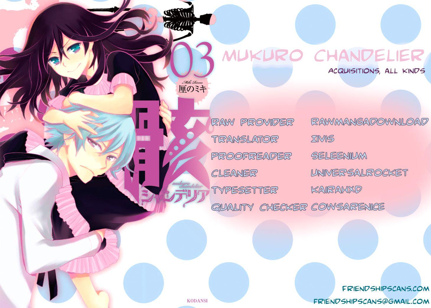 Mukuro Chandelier 3 Page 1