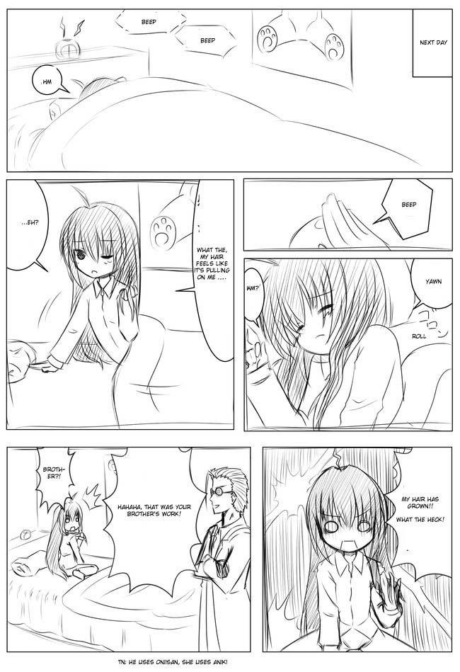Atari Nikki - Onnanoko ni Nacchau Hanashi 1 Page 2