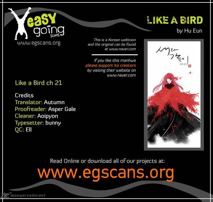 Like a Bird 21 Page 1