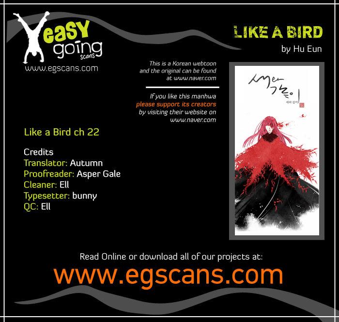 Like a Bird 22 Page 1