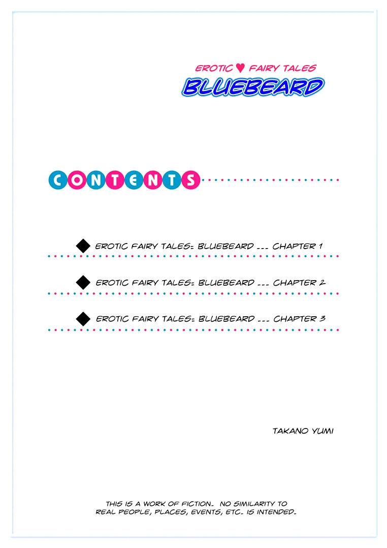 Erotic Fairy Tales: Bluebeard 1 Page 4