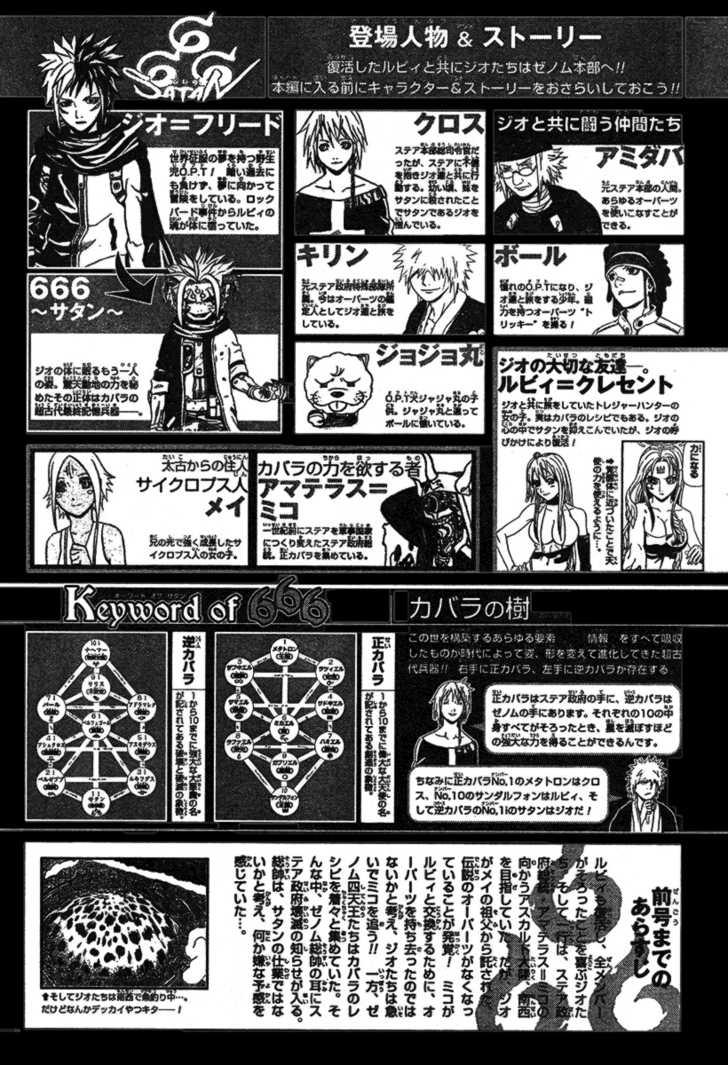 666 Satan 64 Page 1