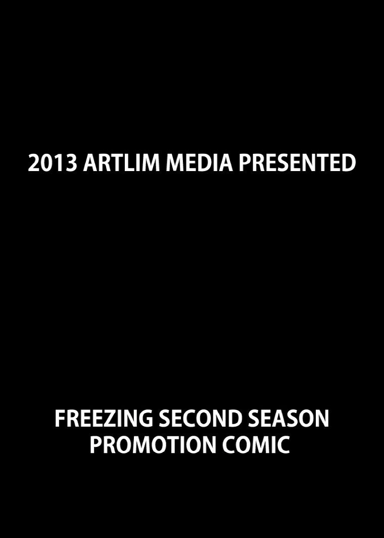 Freezing - Second Season 0 Page 1