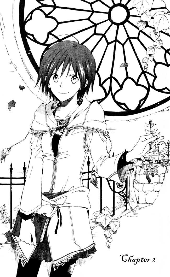 Akagami no Shirayukihime 2 Page 2