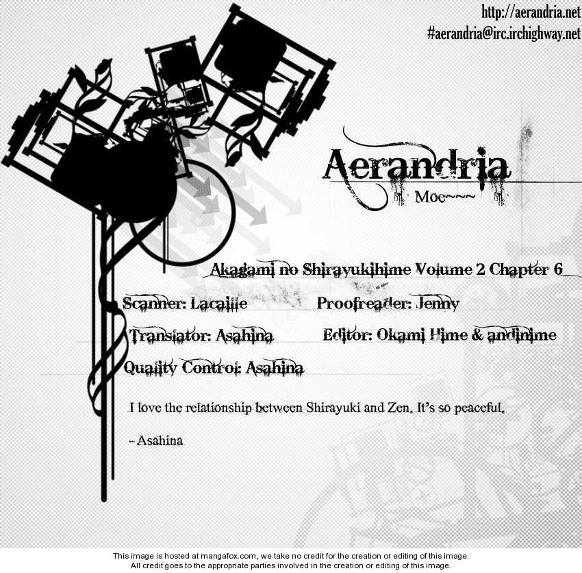 Akagami no Shirayukihime 6 Page 2