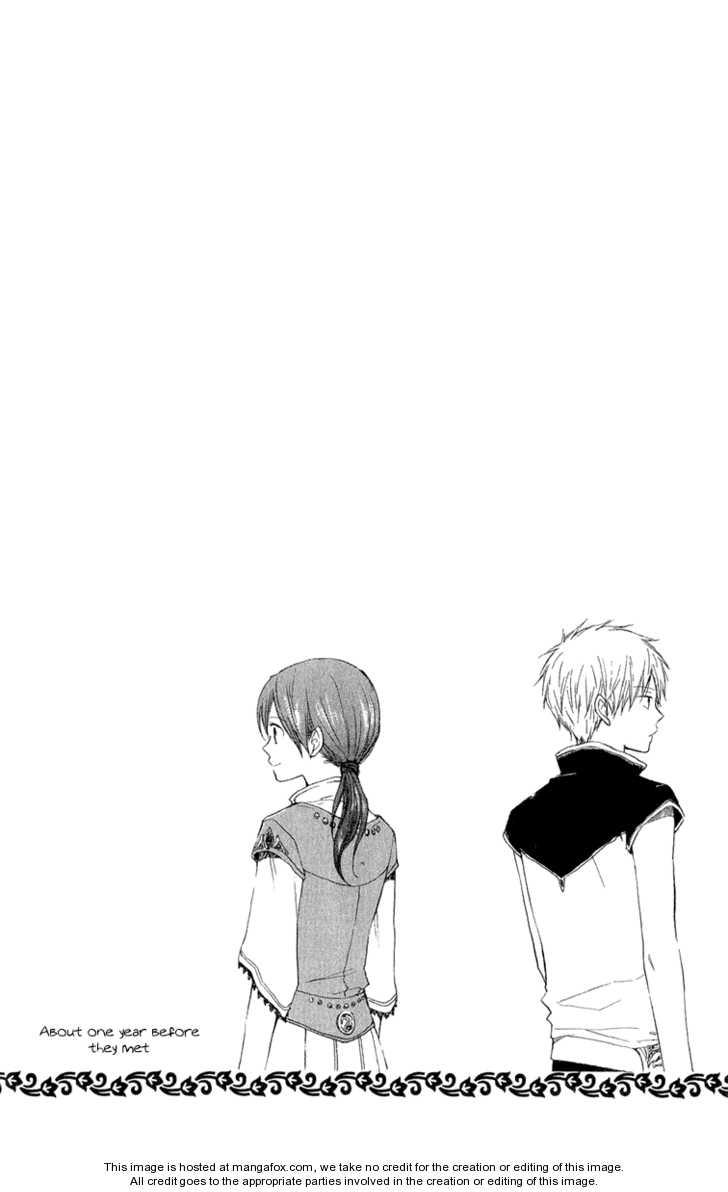 Akagami no Shirayukihime 8 Page 4