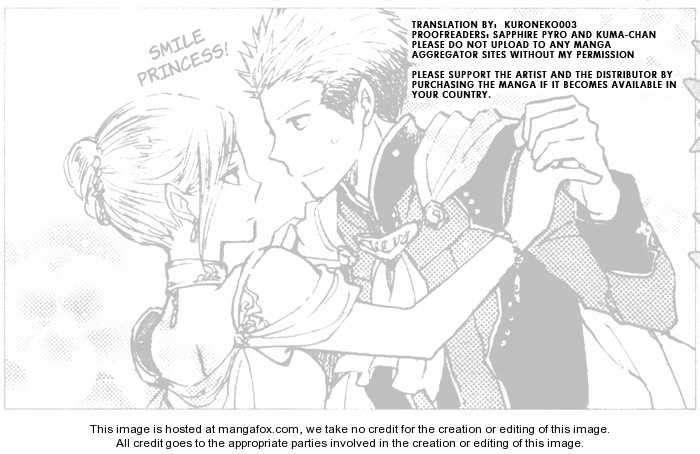 Akagami no Shirayukihime 17 Page 1