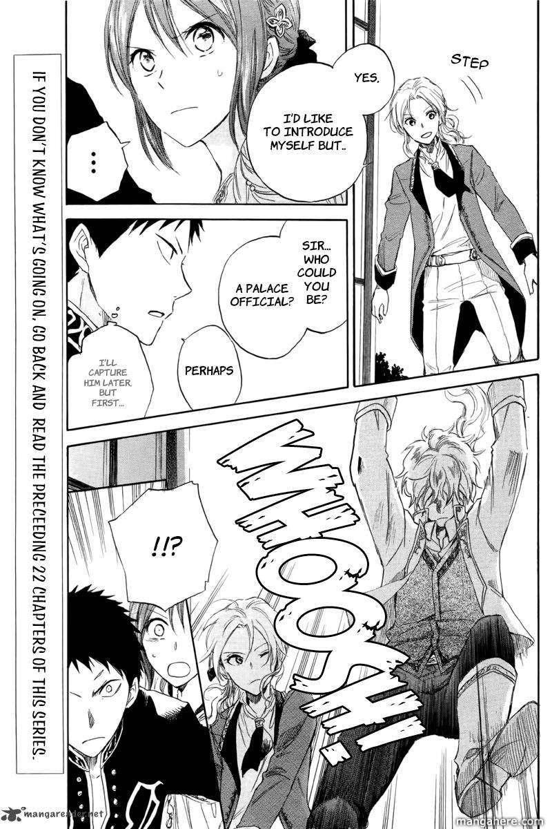 Akagami no Shirayukihime 23 Page 3