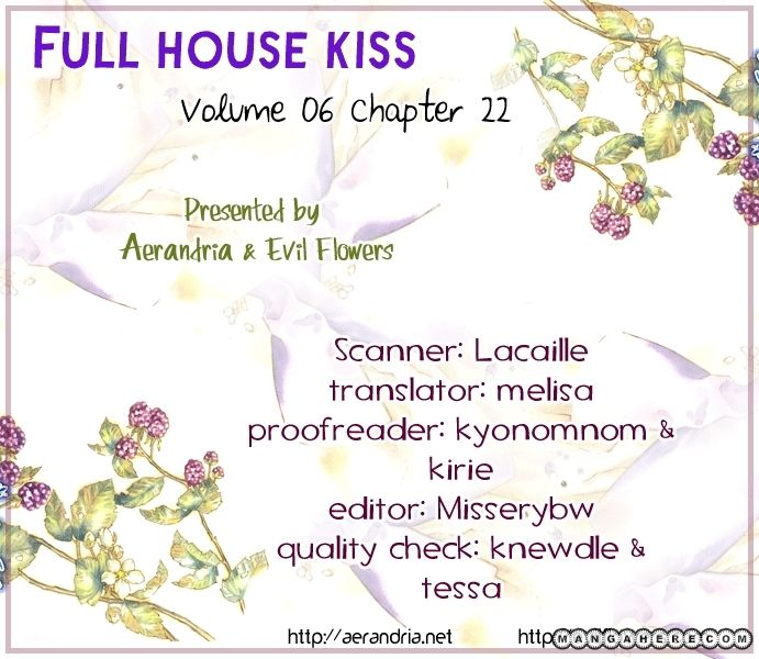Full House Kiss 22 Page 3
