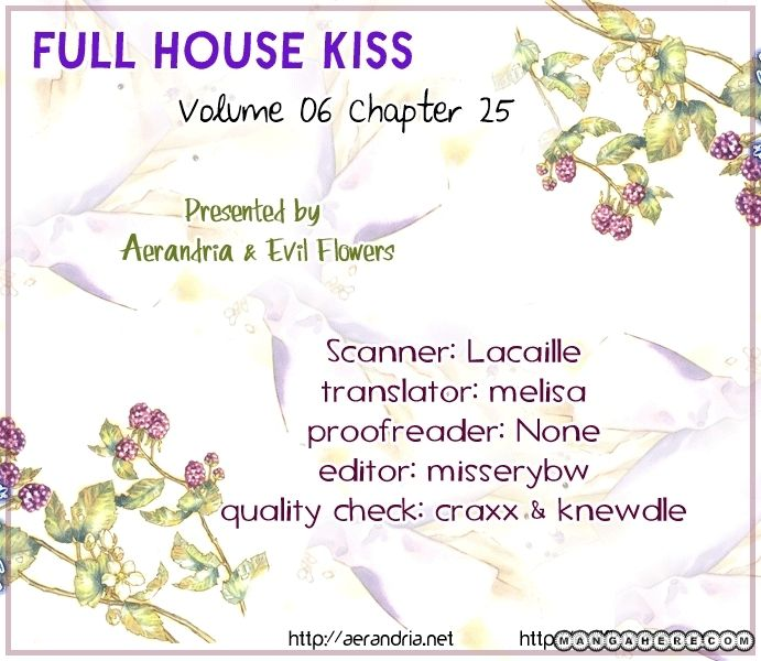 Full House Kiss 25 Page 4