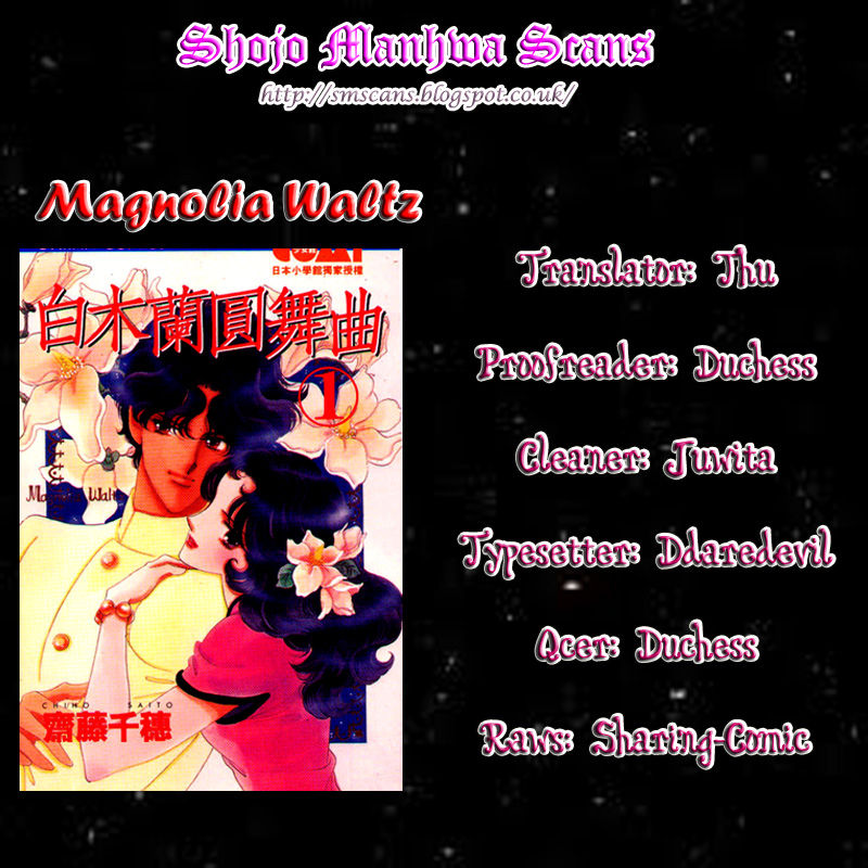 Magnolia Waltz 4 Page 1