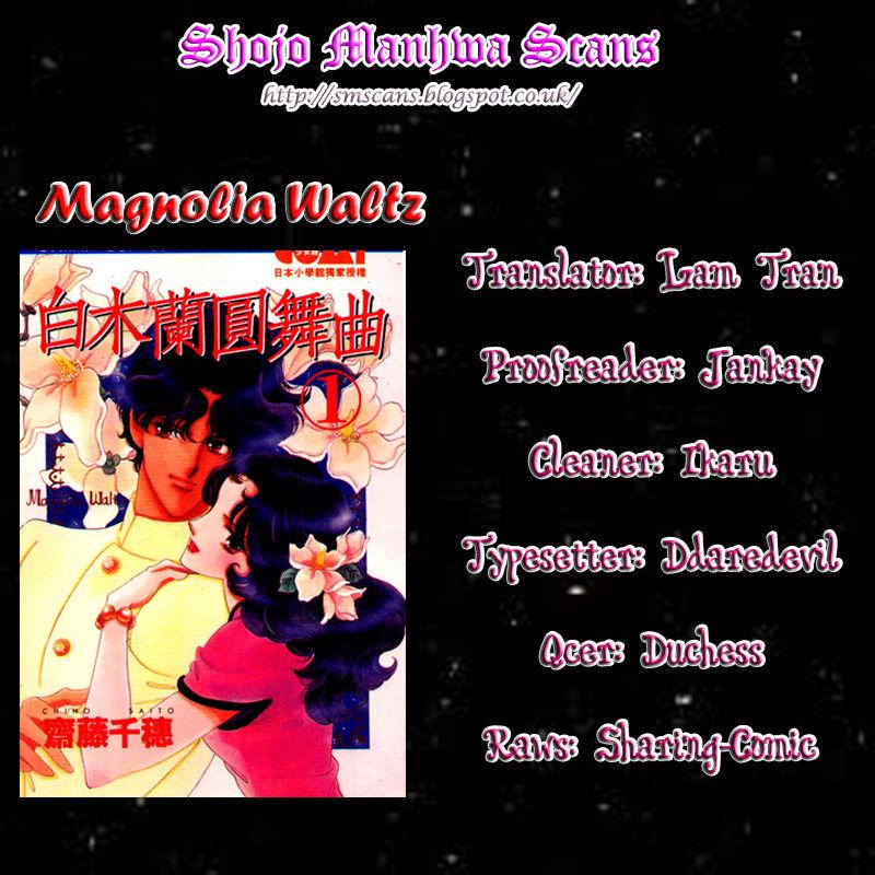 Magnolia Waltz 7 Page 1