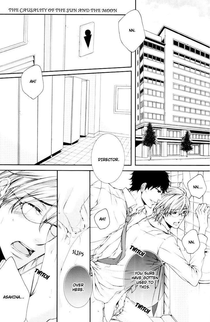 Risou no Koibito (TENNOUJI Mio) 2 Page 1