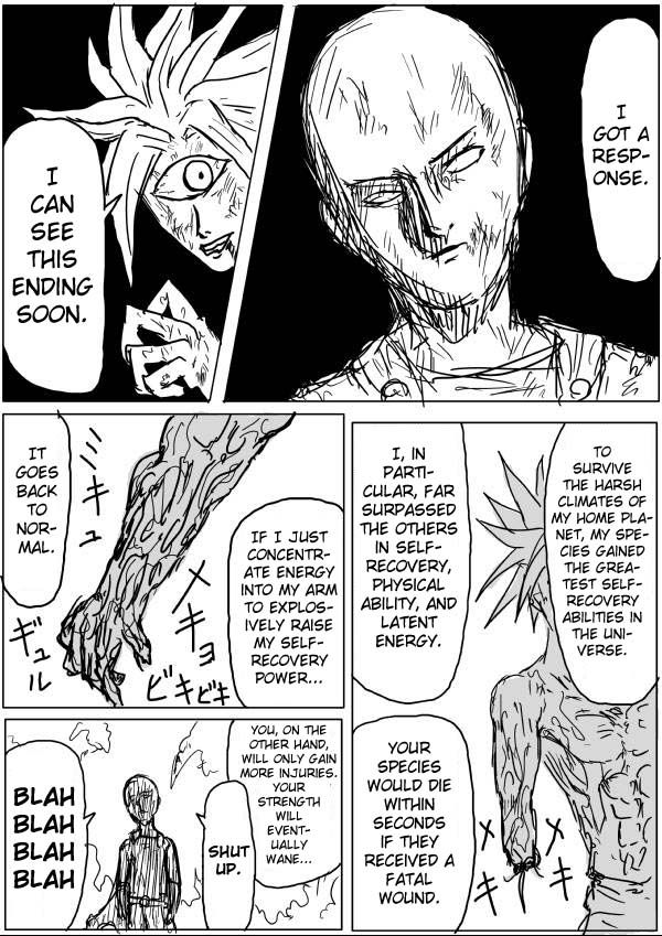 Onepunch-Man (ONE) 40 Page 1