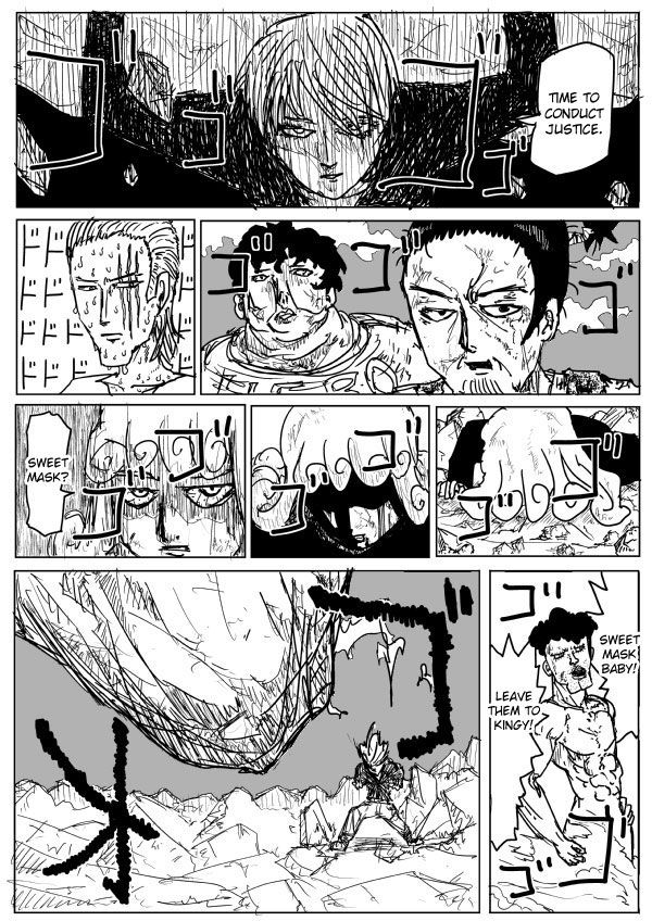 Onepunch-Man (ONE) 75 Page 1