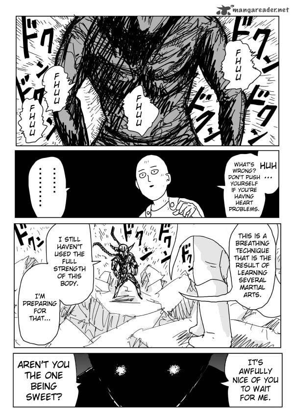 Onepunch-Man (ONE) 89 Page 1