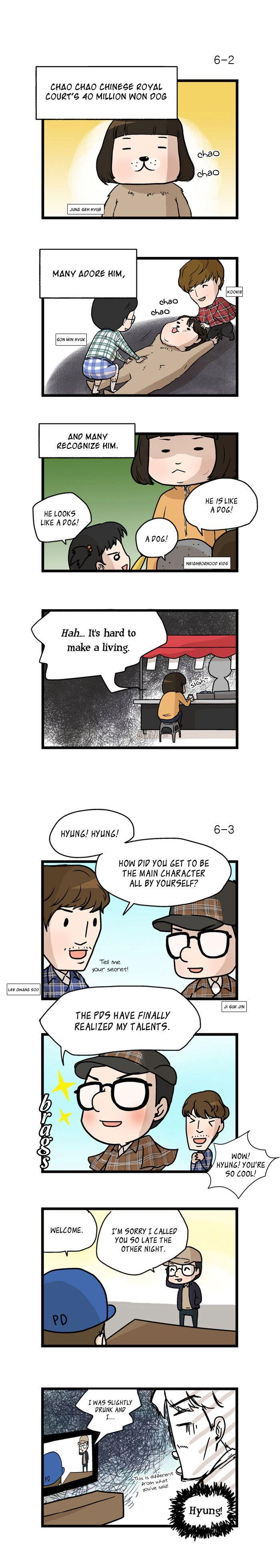 Running Man 6 Page 2
