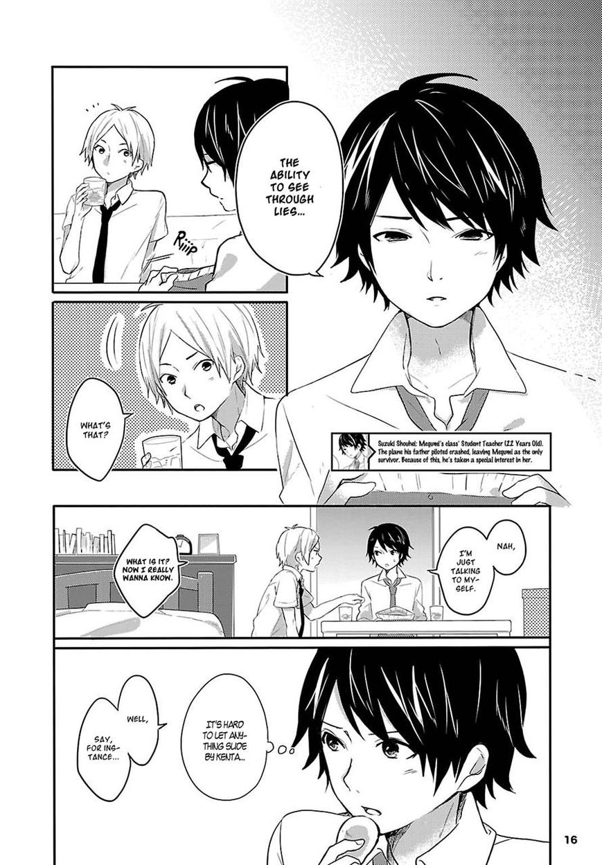 Shiryoku Kensa 5 Page 2