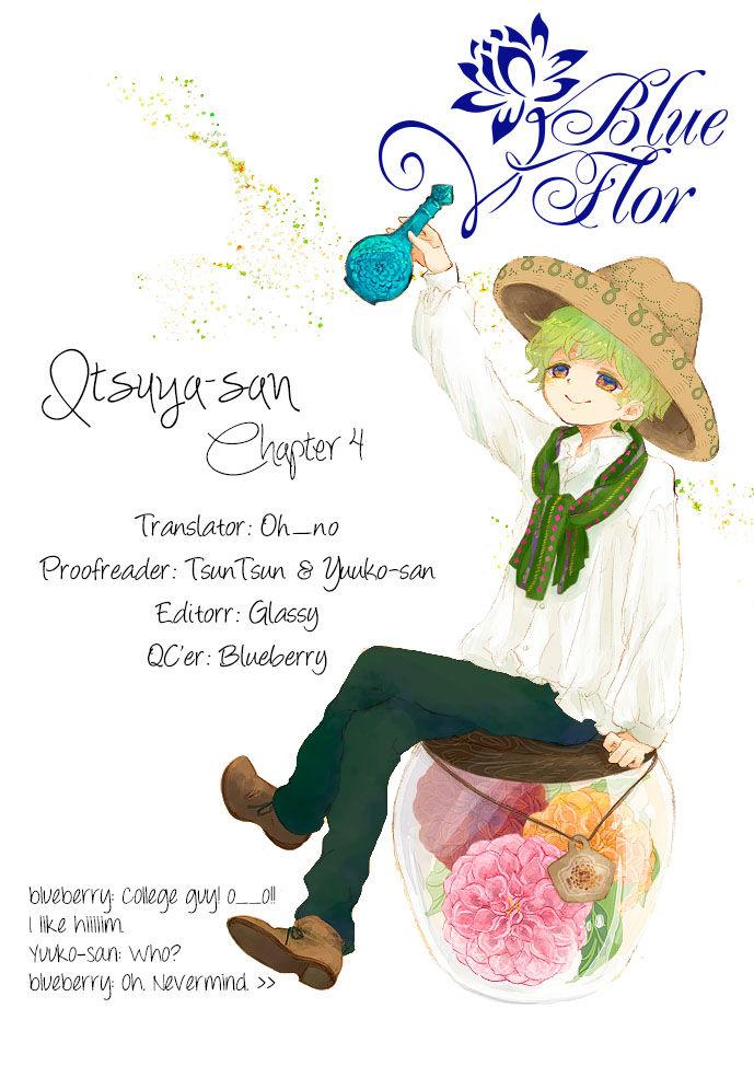Itsuya-san 4 Page 1