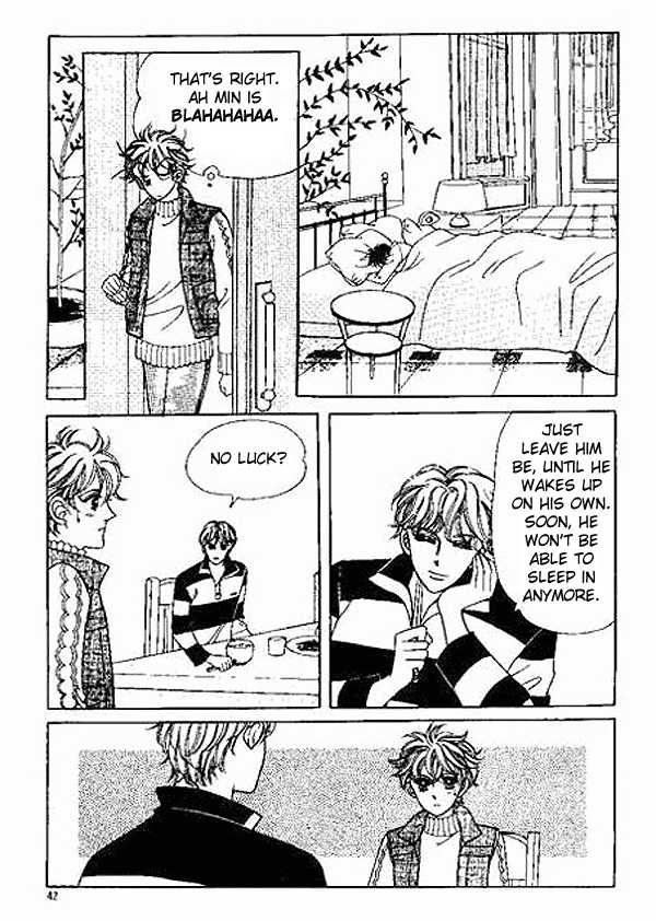 Imitation Love 7 Page 4