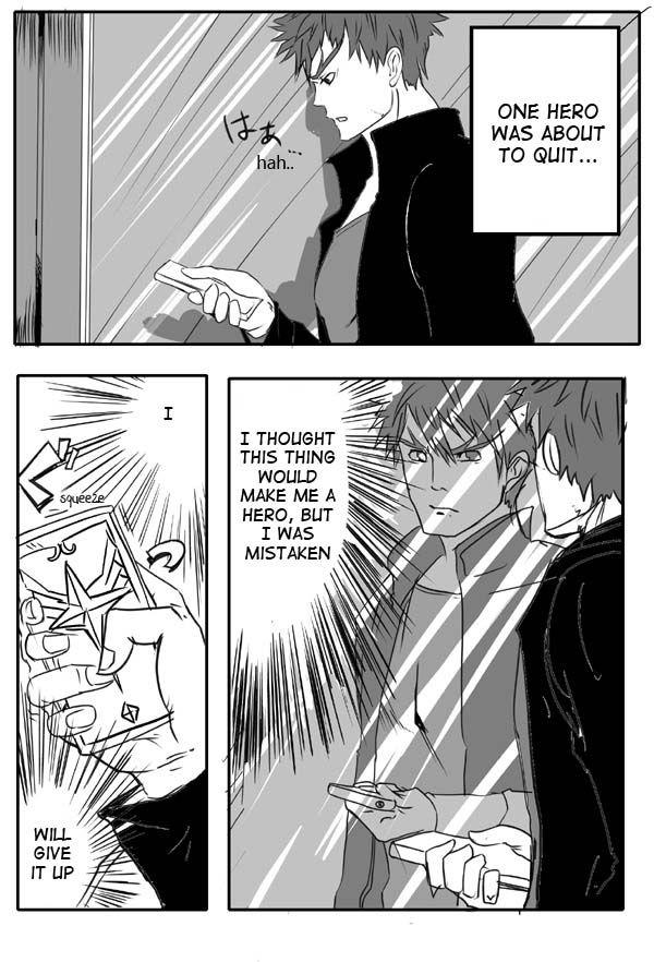 Ore to Hero to Mahou Shoujo 1 Page 3
