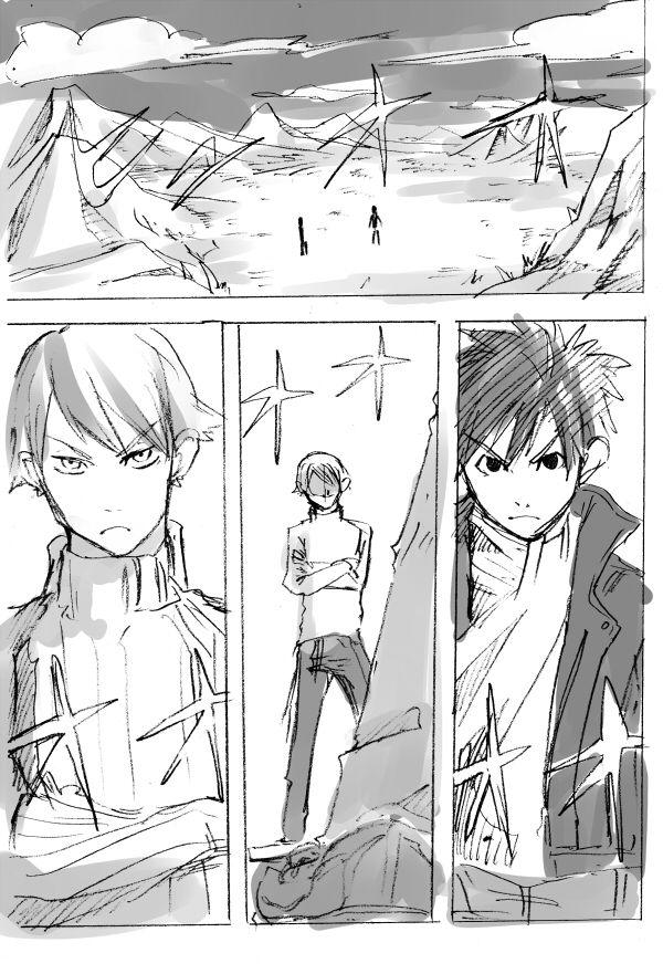 Ore to Hero to Mahou Shoujo 1.5 Page 1
