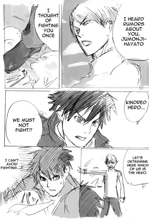 Ore to Hero to Mahou Shoujo 1.5 Page 2