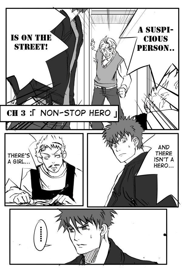 Ore to Hero to Mahou Shoujo 3 Page 1