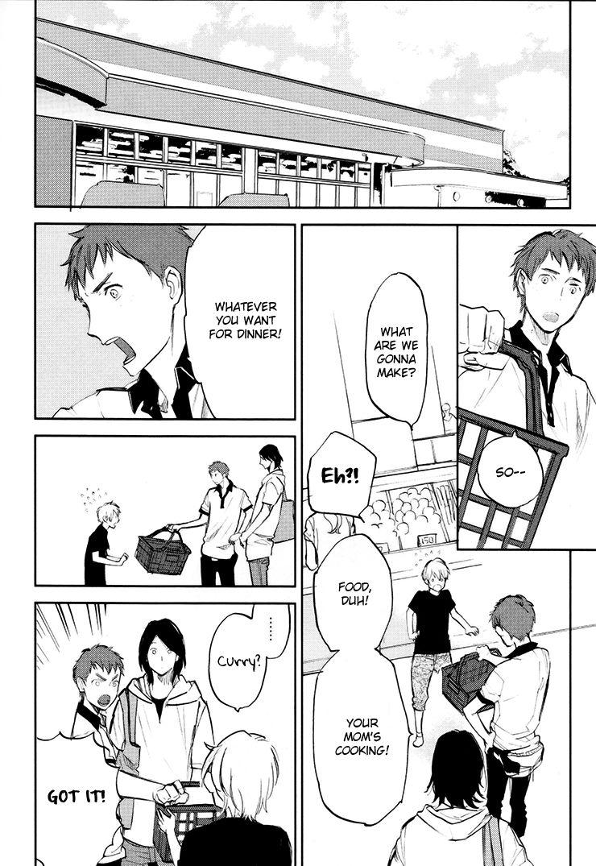 Mazu wa, Hitokuchi. 5 Page 2