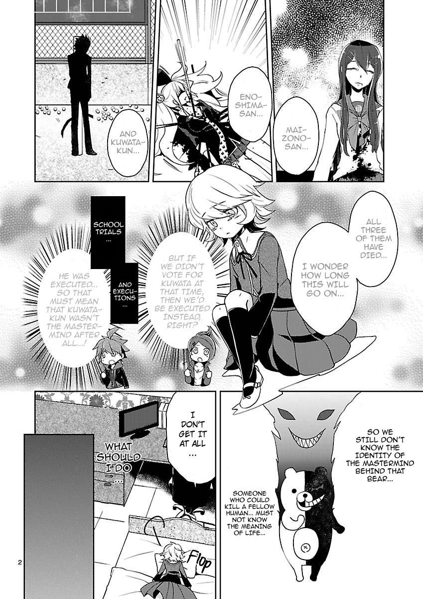 Danganronpa - Kibou no Gakuen to Zetsubou no Koukousei 3 Page 2