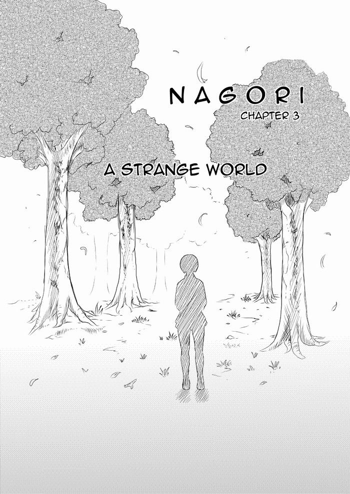 Nagori Yuki 3 Page 1
