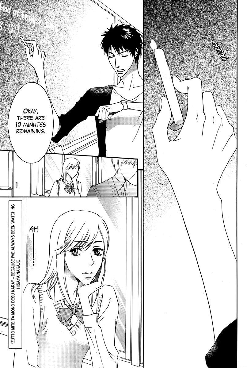Zutto Miteita Mono desu kara 1 Page 2