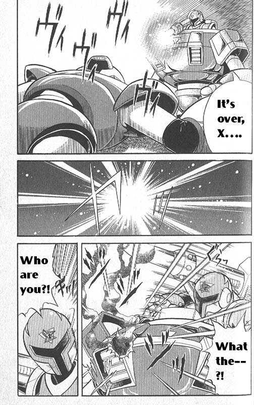 Rockman X 2 Page 2