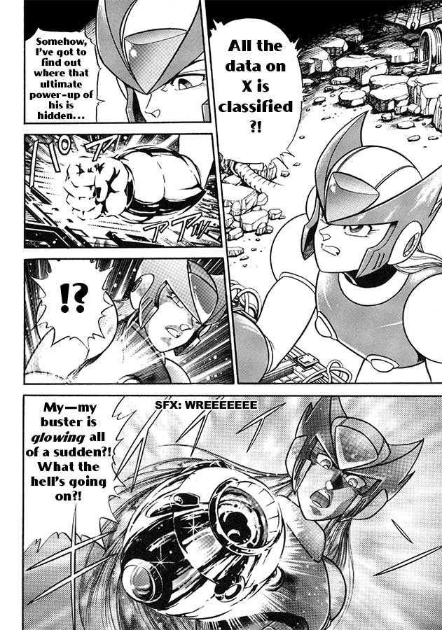 Rockman X 9 Page 3
