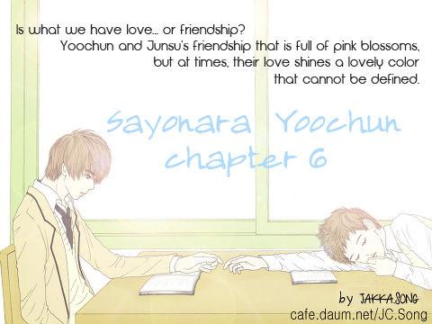 Sayonara Yoochun 6 Page 1