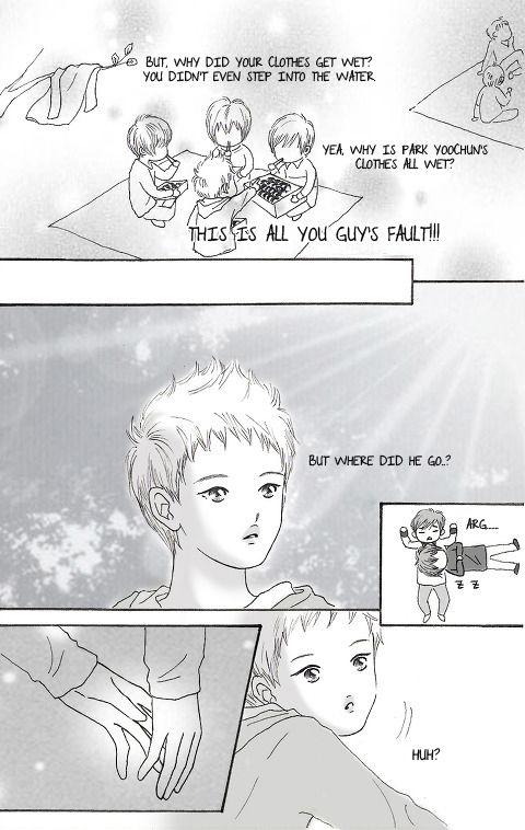 Sayonara Yoochun 6 Page 2
