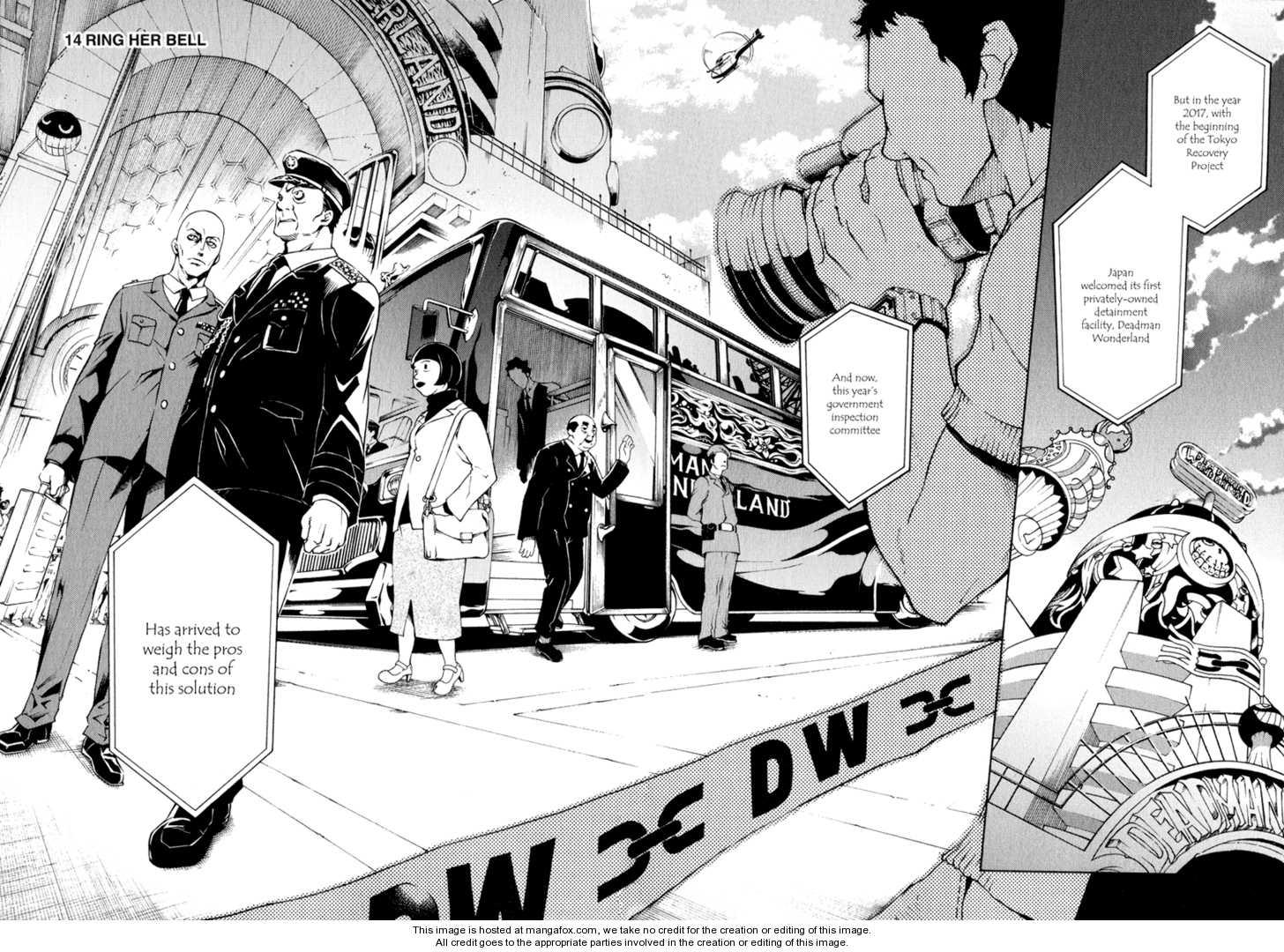 Deadman Wonderland 14 Page 2