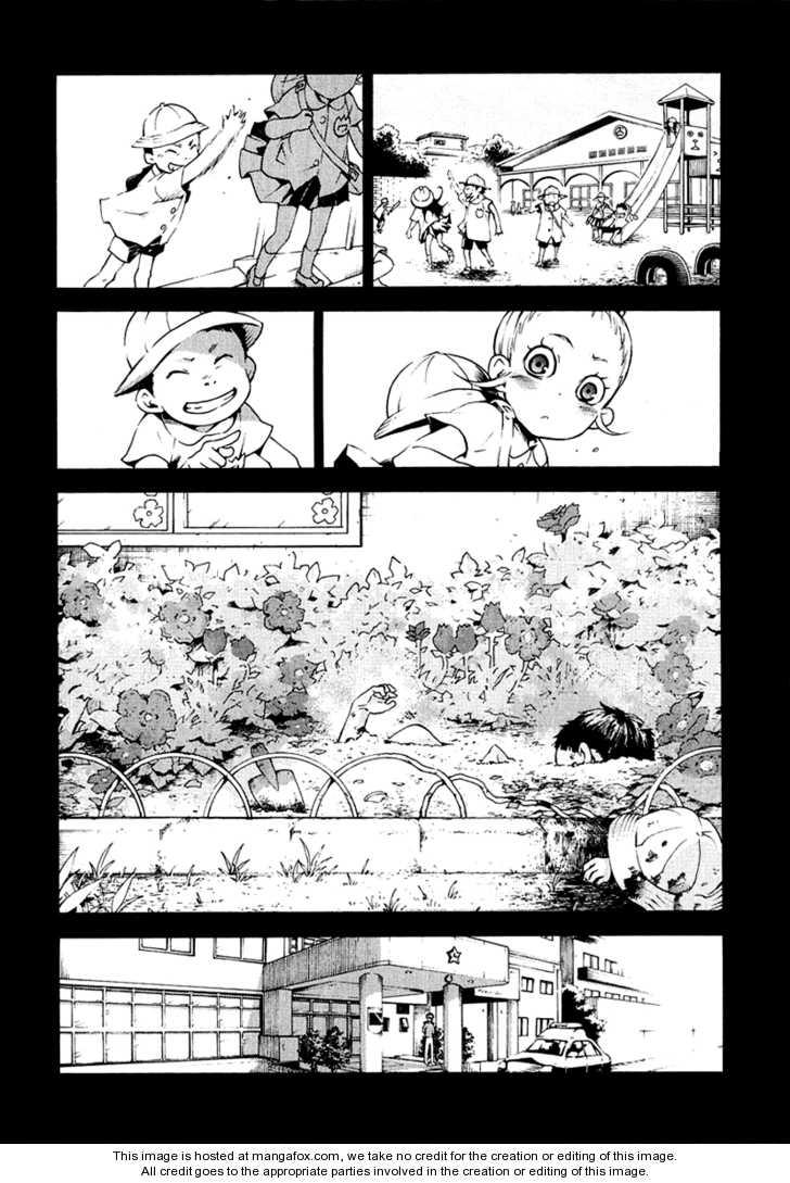 Deadman Wonderland 15 Page 3