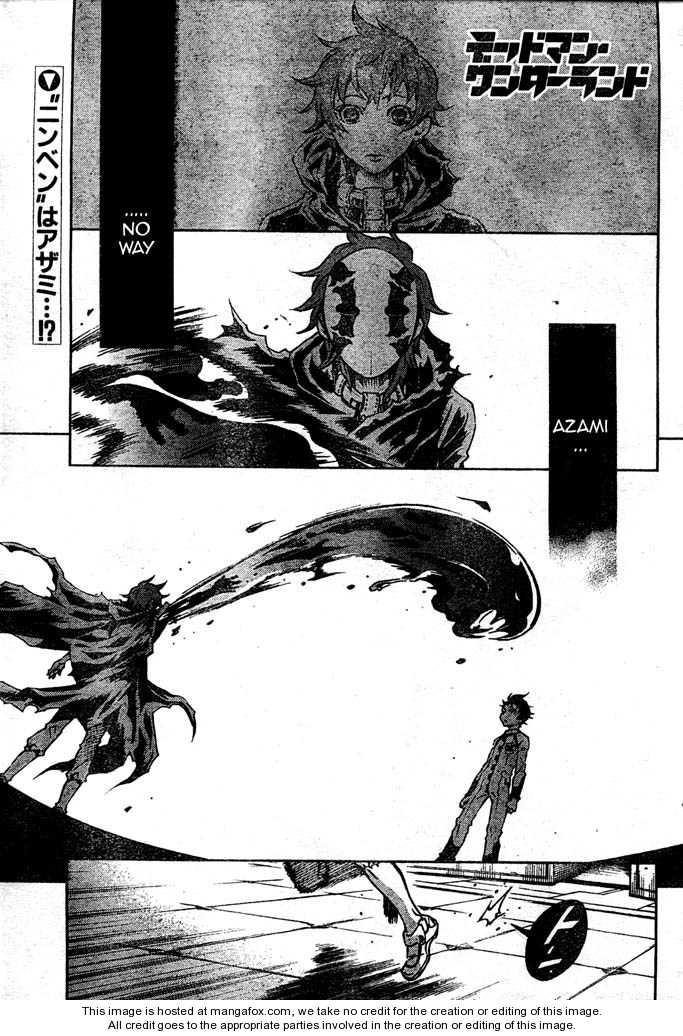 Deadman Wonderland 25 Page 1