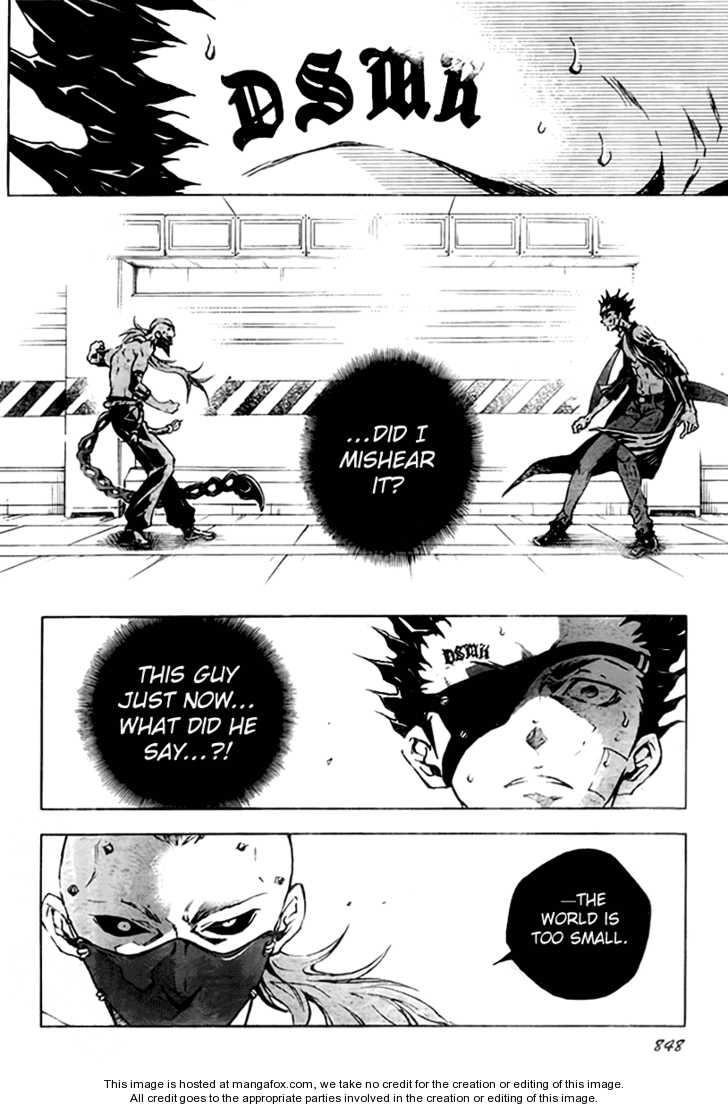 Deadman Wonderland 35 Page 2